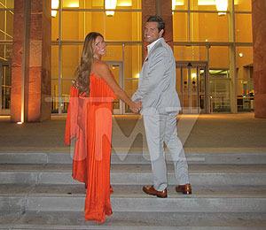 Rachel Uchitel Marries BF on the Fly