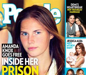 Inside Amanda Knox's Four-Year Hell