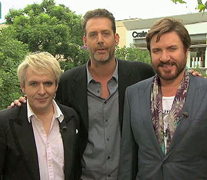 Duran Duran Still 'Hungry' at The Grove!