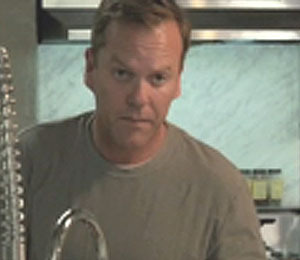 Trailer! Kiefer Sutherland Stars in New FOX Show 'Touch'