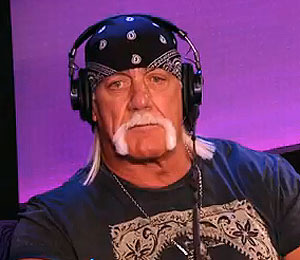 Hulk Hogan to Stern on Ex-Wife's Gay Claim: 'I Mean, Come On, Bro'