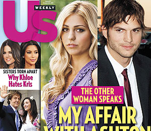 Video! Ashton Kutcher's Alleged One-Night Stand Speaks Out
