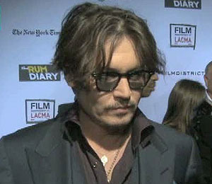 Johnny Depp on Hunter Thompson's 'The Rum Diary': 'For Me, It's Closure'