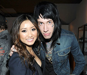 Brenda Song Engaged to Miley's Brother, Trace Cyrus