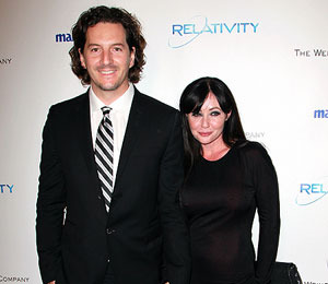 Shannen Doherty Marries Kurt Iswarienko