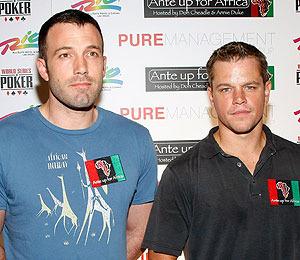 Buddies Affleck & Damon Bound for Boston in Bulger Bio
