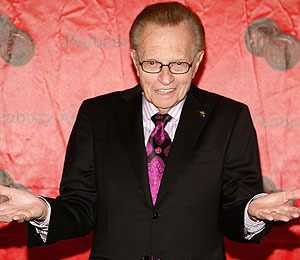 Larry King Reveals He Lost Almost $1M in Madoff Scandal
