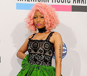 Extra Scoop: Nicki Minaj's 'Pink Friday' Follow-Up Due Early 2012