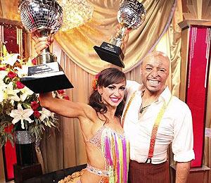 'DWTS' Champ J.R. Martinez is 'Amazed' by Win