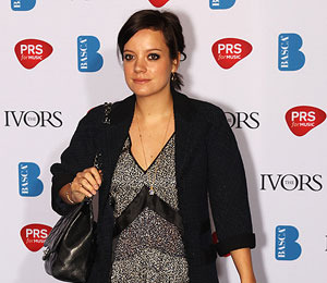 Lily Allen Is a Mom