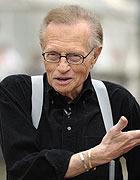 Larry King Talks 'Dinner with the Kings,' Ready for More