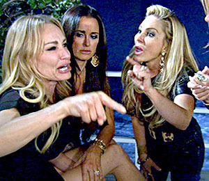 Count How Many Times Taylor Armstrong Screams 'You Have No Idea!'