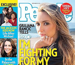 Giuliana Rancic: 'My Breasts Have Never Defined Me'