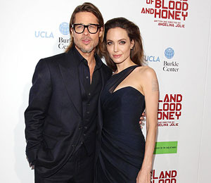 Exclusive! Brad Would Work with Director Angelina 'In a Second!'