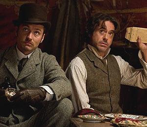 Weekend Movies: 'Sherlock Holmes' vs. 'The Chipmunks'