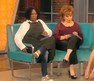 Video! Whoopi's Real Whoopi Cushion