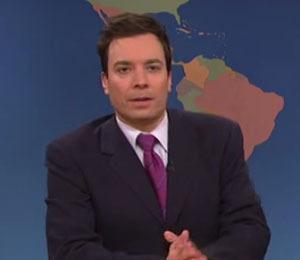 Video! Fallon and Meyers in 'SNL' Weekend Update Joke-Off
