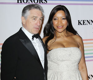 Robert De Niro Welcomes Baby Girl