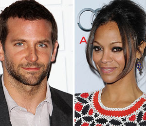 Report: Are Bradley Cooper and Zoe Saldana Dating?