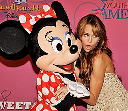 Miley's Sweet 16 at the Magic Kingdom