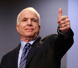 Should John McCain Appear on the 'Late Show?'