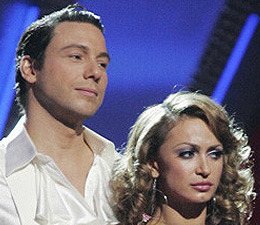 'DWTS': Rocco Didn't Rock the Judges