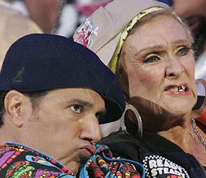 Cloris Kicked Off 'DWTS'
