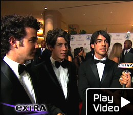 Joe Jonas on Bonus Joe Jonas