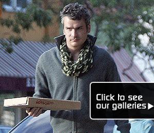 Balthazar Getty: Pizza for Three
