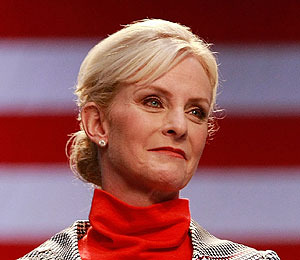 Cindy McCain Caught Kissing Another Man?
