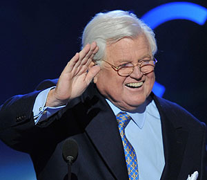 Ted Kennedy Returns to Senate