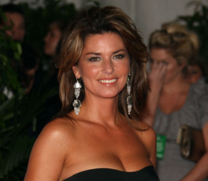 Shania Moving On?