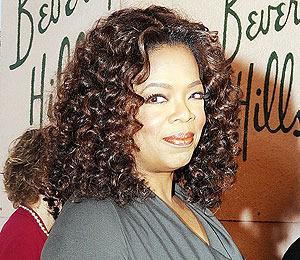 Oprah: Off the Diet Wagon