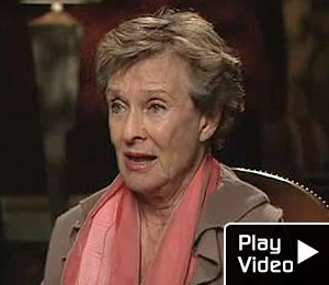 Cloris Leachman, Raw and Unclothed