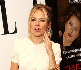 Sienna's Mom: Getty Frenzy is 'Hypocrisy'