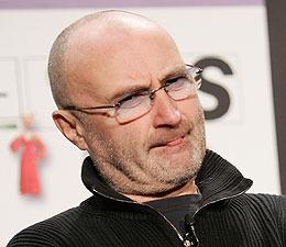 Phil Collins' Hefty Divorce $ettlement