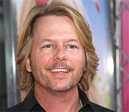 David Spade Joins Baby Daddy Club