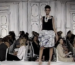Oscar de la Renta's Fashion Show