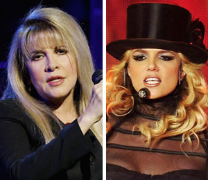 Stevie Says Brit's Not a 'Real Rock Star'