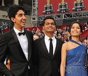 Eight Oscars Go to... 'Slumdog'!