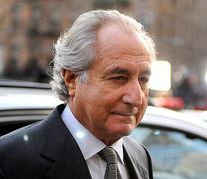 Feds Ready to Seize Madoff's Loot