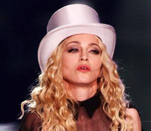 Jesus Leaving Madonna?