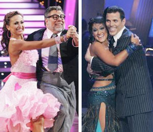 Injured Stars Suffer on 'Dancing'