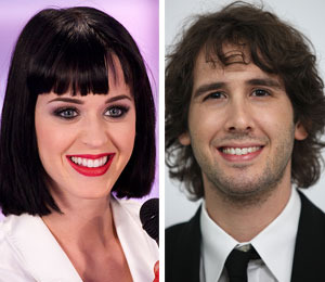Katy Perry Getting Cozy with Groban?