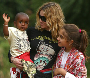 Madonna Making the Adoption Rounds?