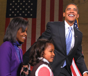 The Obama Family's Sickness Scare
