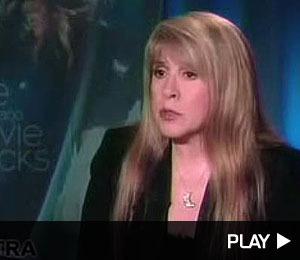 Stevie Nicks -- Still Rockin' Out at 60!