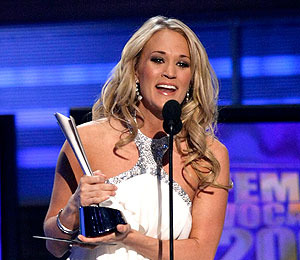 Carrie Underwood Wins Big at ACM