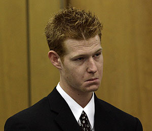 Redmond O'Neal Charged in Weekend Drug Bust