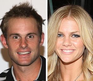 Andy Roddick Marries Model